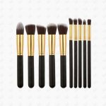 Branded_10_Pcs_Professional_Makeup_Brushes_#1